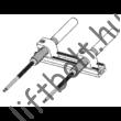 Reed cső tartó gyűrűhöz sín - 150 mm