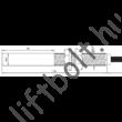 reed cső - NO mágneses érzékelő - menetes