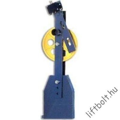 Feszítősúly sebességhatárolóhoz d=250 mm, 10 kg