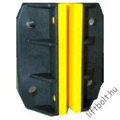 Vezetőcsúszó betét c=10,5 mm magasság: 140 mm (T731 csúszóházhoz)