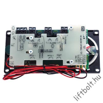 LIFT1 segélyhívó készülék - beépített hangszóróval