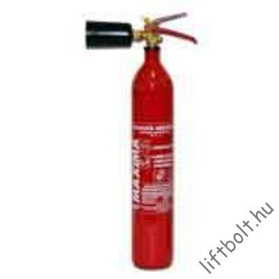 Tűzoltókészülék CO2 2 kg