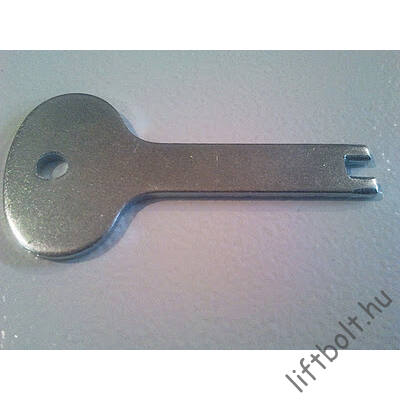 Kényszernyitó kulcs - 2 tüskés