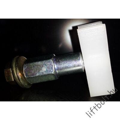 Fermator / Klefer ajtócsúszó csappal - 16 mm