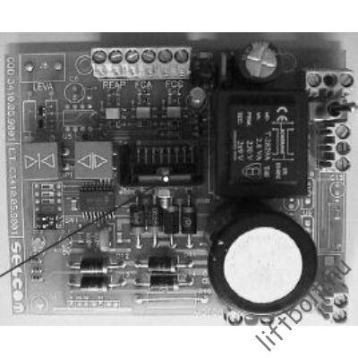 SELCOM buszajtó alkatrész - elektronika