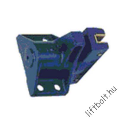 Vezetőcsúszó - fémházas 4000 daN T305