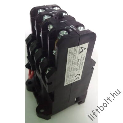 GANZ DL00 - 52d kontaktor mágneskapcsoló 42V