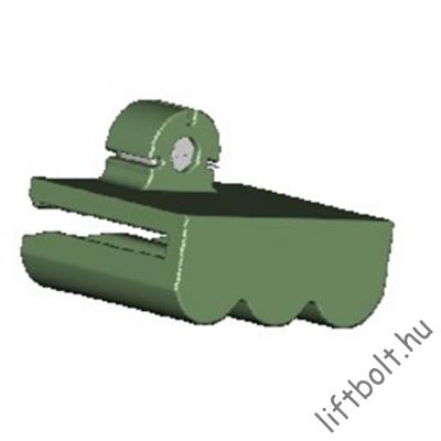 Schindler SMART - Fermator - jeladó mágnes bordásszíjra