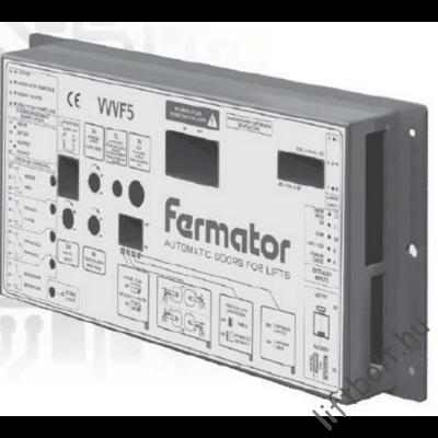 VVVF5 Fermator és KLEFER ajtó elektronika