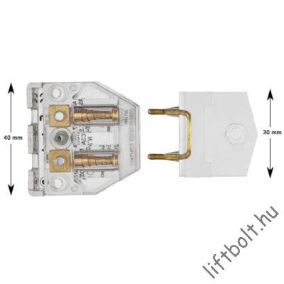 Fermator / Klefer ajtóérintkező 40 mm-es