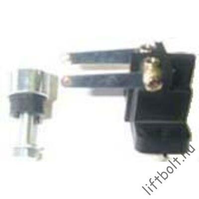 Ajtóérintkező 2 lapos teleszkópos kézi fülke ajóthoz