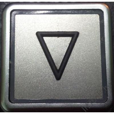 AT33 gomb - LE / FEL hívógomb
