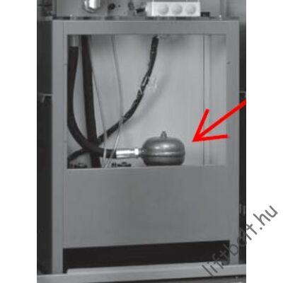 Puffertartály (másnéven hangtompító dob) OMAR hidraulikához