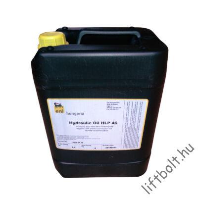 HLP 46 hidraulika olaj kis kannában