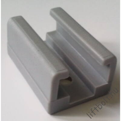 Reed cső tartó gyűrűhöz sín - 30 mm