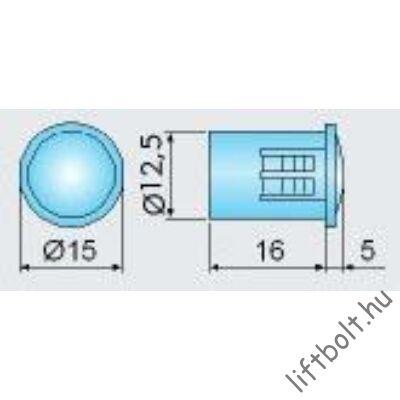 Fotocella - adó-vevő optoszenzor