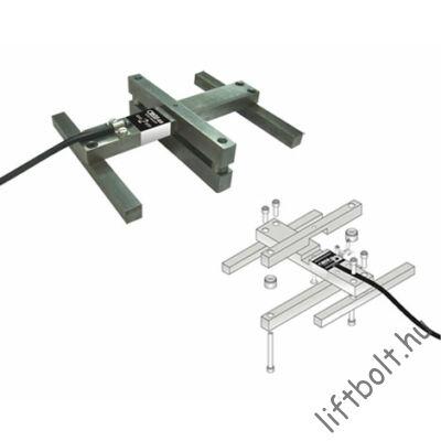 Kötélágba építhető terhelés érzékelő - mechanikus rész RS2