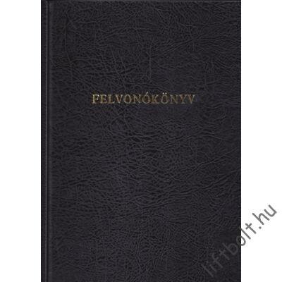 Felvonó könyv