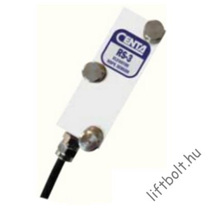 Kötélágba építhető terhelés érzékelő - mechanikus rész RS3