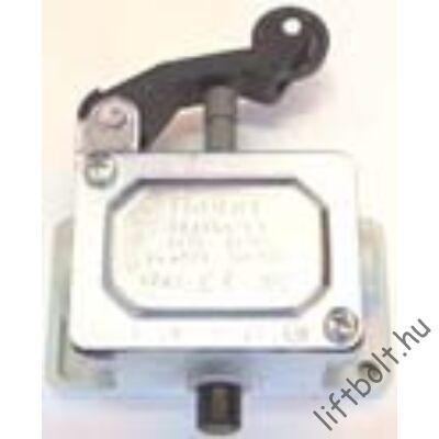 Végálláskapcsoló - automatikus visszaállítás - fémházas