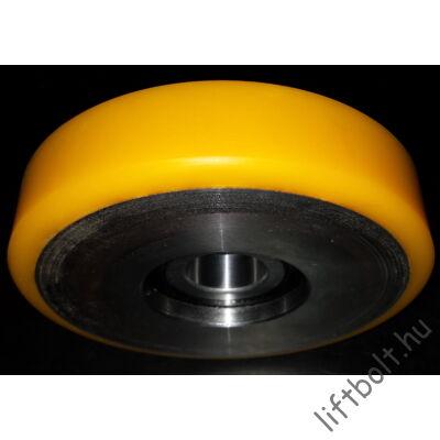 Vezetőgörgő D150x35-30 mm (D150 Technolift utángyártott)