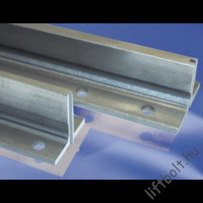 Vezetősín T70-2 - 70 x 70 x 8